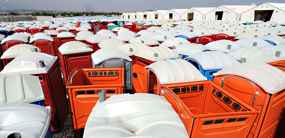 Champion Portable Toilets in Weatherford,  OK